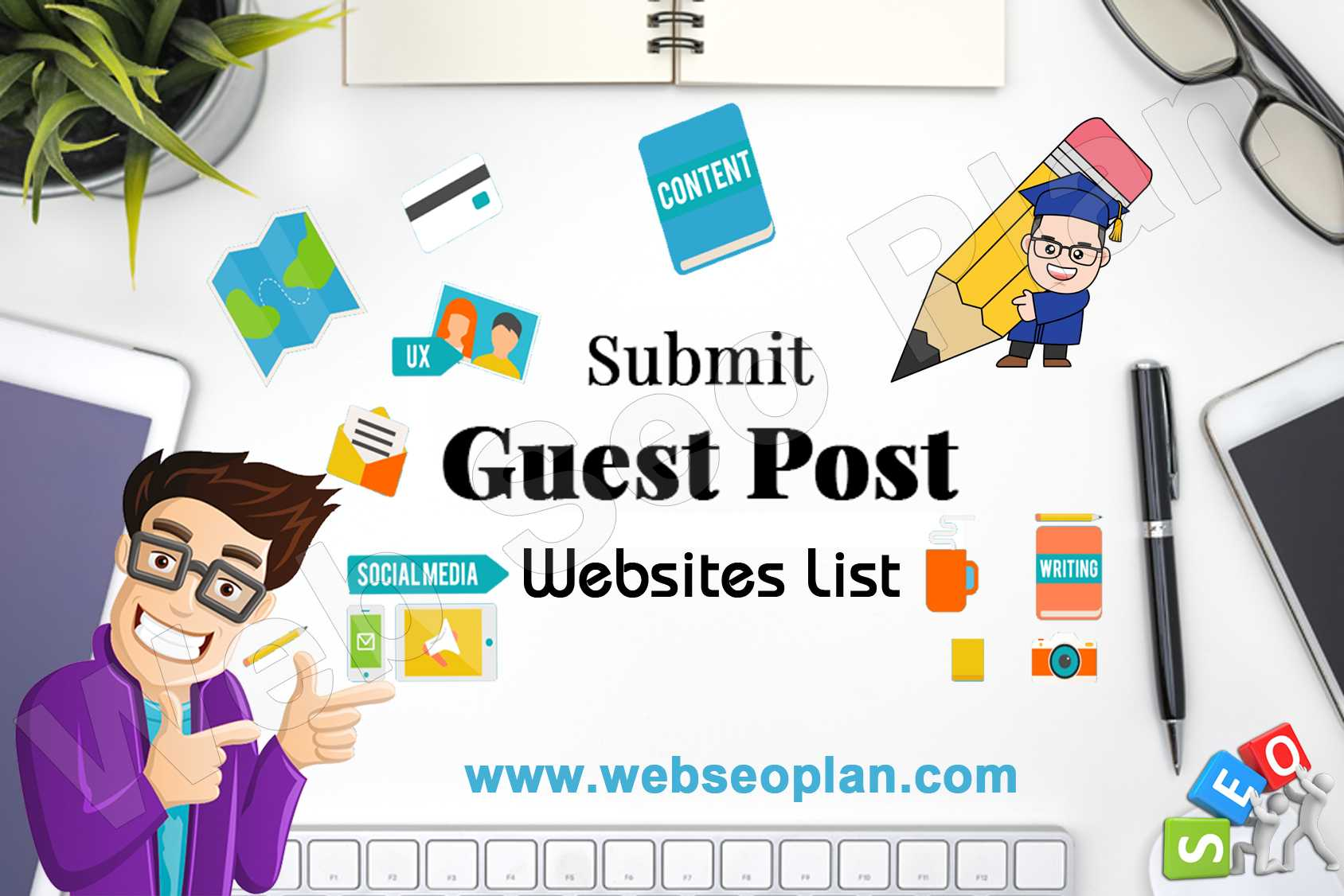 Best High PR Guest Blogging Posts Site List