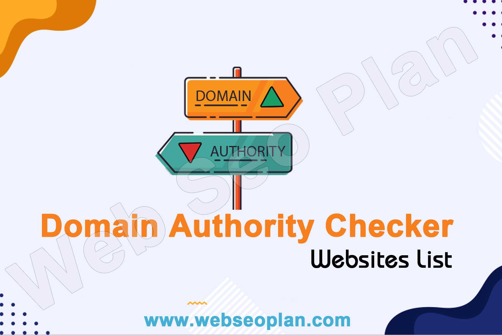 Domain Authority Checker Website List