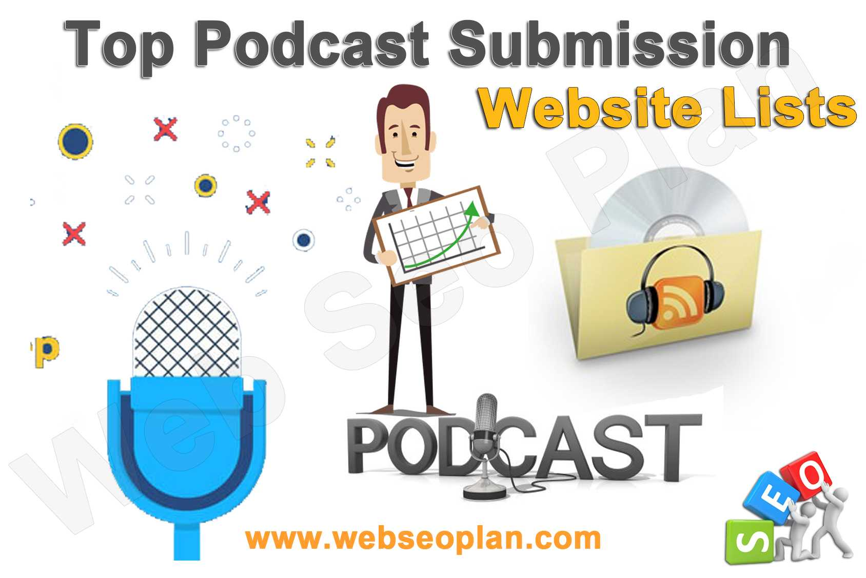 Free Podcast Submission Site Lists