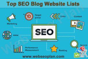 Top SEO Blog Site Lists