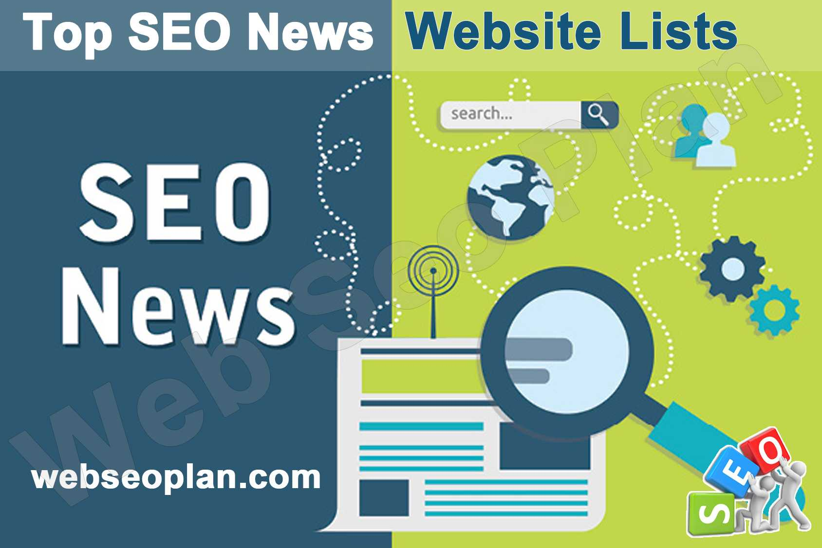 Top SEO News Site List